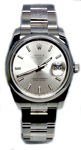 Rolex oyster perpetual Date Chronometer box and papers 2012