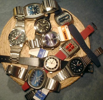 WATCH REPAIR AND RESTORATIONS FOR ALL TYPES OF WRIST WATCHES